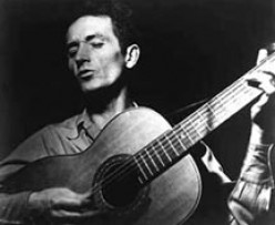 """This Land is Your Land, This Land is my Land"" The Communist Side of Woody Guthrie"