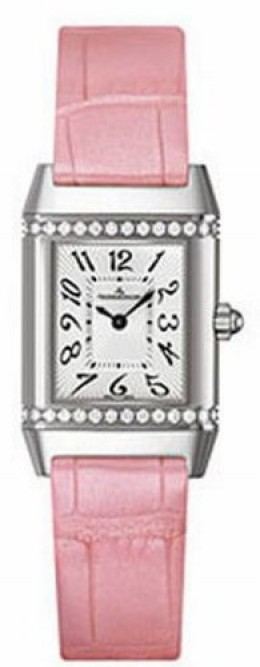 Reverso in Pink is tops for 2011 Luxury Watch from Jaeger LeCoultre