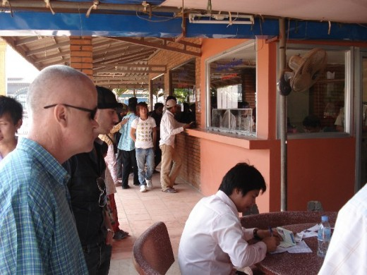 Visa Processing Cambodia Side