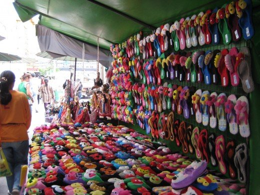 Slippers anyone?