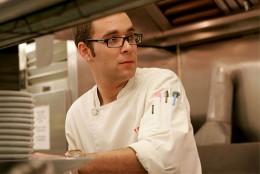 Ilan Hall is the winner of Top Chef season 2