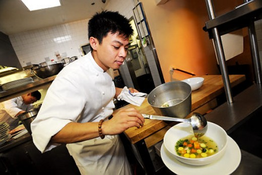 Hung Huynh is the winner of Top Chef season 3