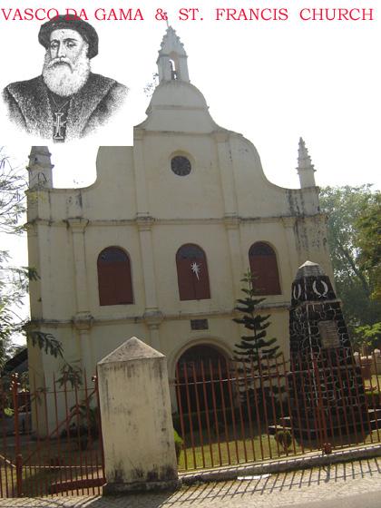 st.francis church,kochi