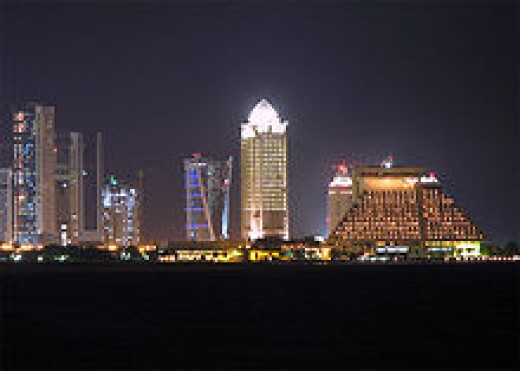 Doha - Capital of Qatar
