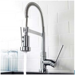 Varieties of Kitchen Faucets