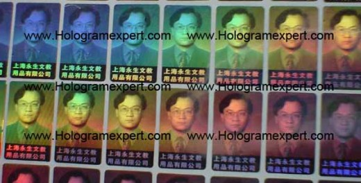 Security holograms that are incorporated in a vast array of commodities make them hard to counterfeit.