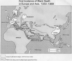 THE SPREAD OF PLAGUE