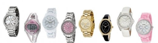 Michael Kors, Anne Klein, Seiko, Fossil and Timex are among the Best Selling Fashion Watches on Amazon