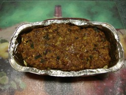 Pork Loaf: Ground Pork in a Tasty Loaf You Can Serve Hot or Cold