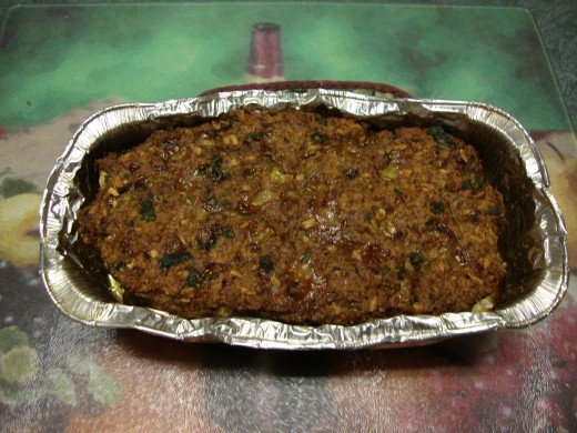 Cooked Pork Loaf