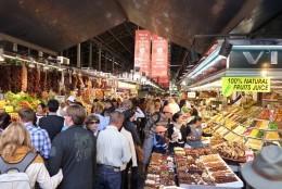 St. Joseph Market on La Rambla
