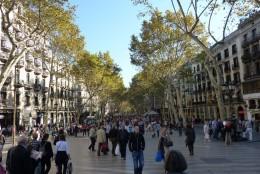 Stranded in Barcelona