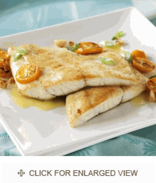 Barramundi has a naturally high oil content making it very moist even after it is cooked