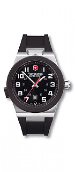 The night vision Swiss Army Watch
