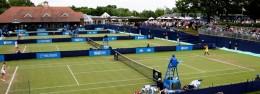 WTA Tour tennis in Edgbaston