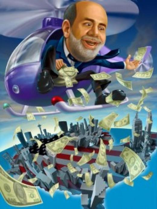 Dumping Money Into Circulation (themacrotrader.com)