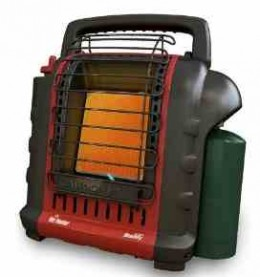 The Camping Heater and Outdoor Heater