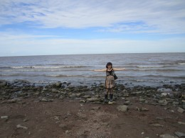 On the coast of the Rio de la Plata