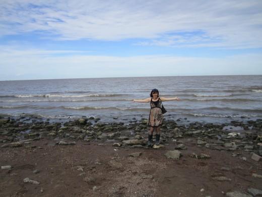 On the coast of the Rio de la Plata