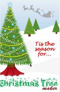 Christmas Tree Maker app