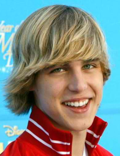 Ala-Justin Beiber's shaggy look