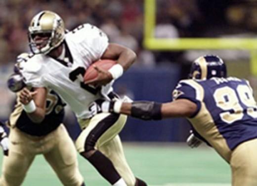 Aaron Brooks - 2000 NFC Championship