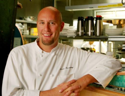 Hosea Rosenberg who won Top Chef season 5