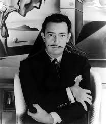 Salvador Dali, 1904 - 1989 Surrealist artist