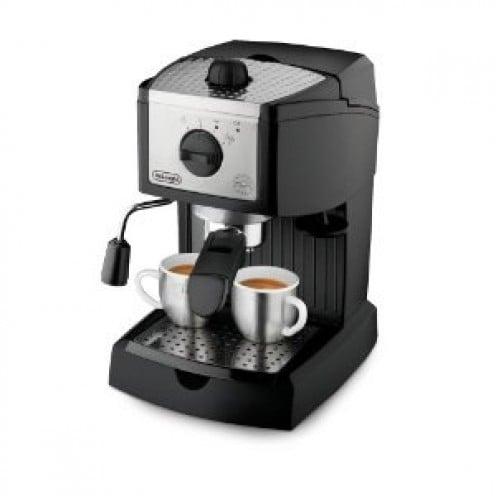 #1: DeLonghi EC155 Espresso Maker