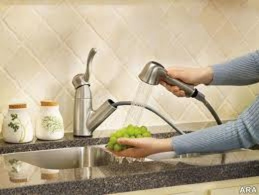 Detachable Kitchen Faucet