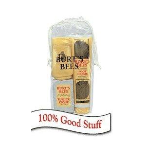 Burt's Bees Foot Care Kit