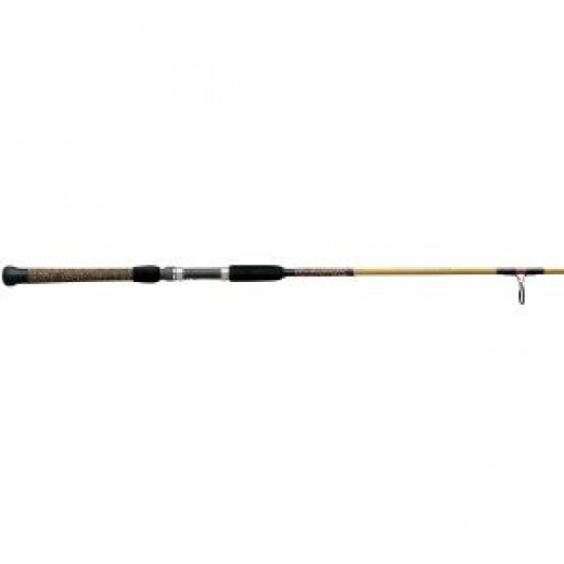 Shakespeare One-Piece Heavy Action Ugly Stik Tiger Lite Spinning Rod, 7-Feet