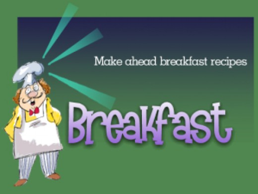 Great Breakfast Recipes