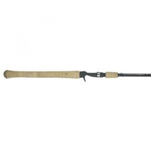 "Wright & McGill Essentials HS 82C-1 Hot Shot Medium 8'2"" 1-Piece Casting Rod"