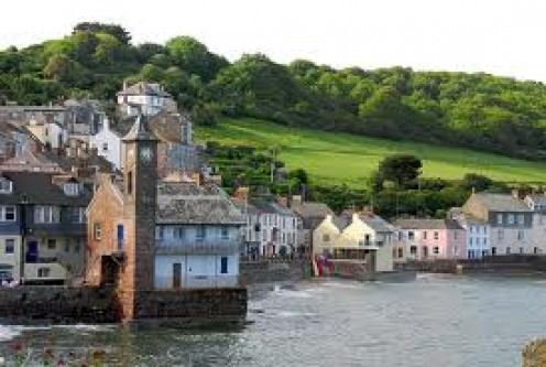 Cawsand Bay, Cornwall, UK