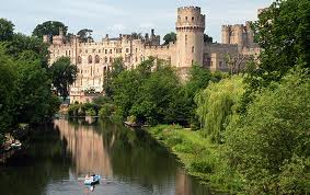 Warwick Castle, Warwickshire, UK