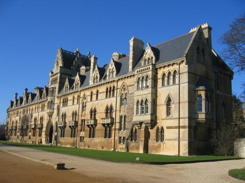 Christchurch College, Oxford