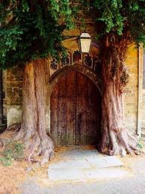 Stow on the Wold, Gloucestershire, UK