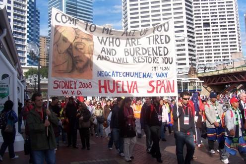 Pilgrims from Spain