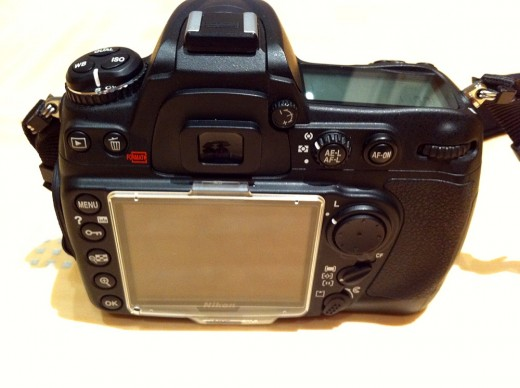 Use different views to show the condition of the camera.  (Camera is NOT for sale before you ask)