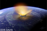 Smashing an Asteroid