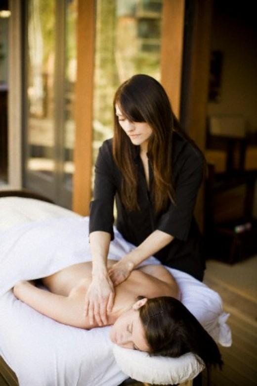 5.) Spa Treatment / Massage