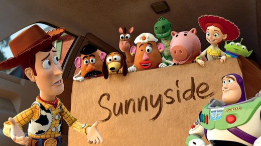 Woody, Buzz and the gang are all back, and off to Sunnyside Day Care.