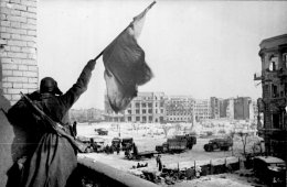 World War II was arguably the greatest conflict in human history. This scene shows Stalingrad, 1943. Courtesy Wikipedia.org.