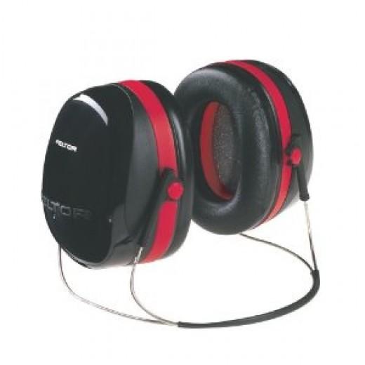 Peltor H10B Behind-the-Head Earmuff with Neckband (Optime 105)