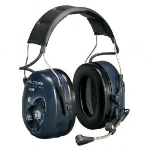 Peltor MT53H7AWS2 Headband Model Bluetooth Headset, Black