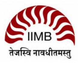 Indian Institute of Management, IIM Bangalore