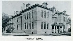The Davy Crockett Building of the D.I.S.D.