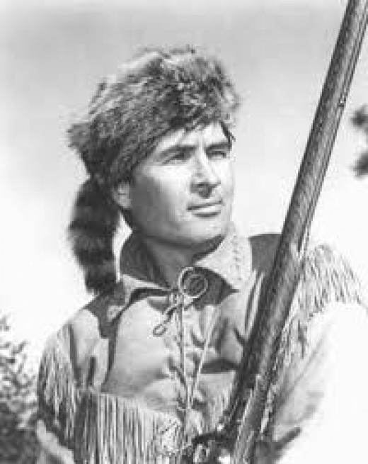 davy crockett biography The m-28 or m-29 davy crockett weapon system(s) was a tactical nuclear recoilless gun for firing.