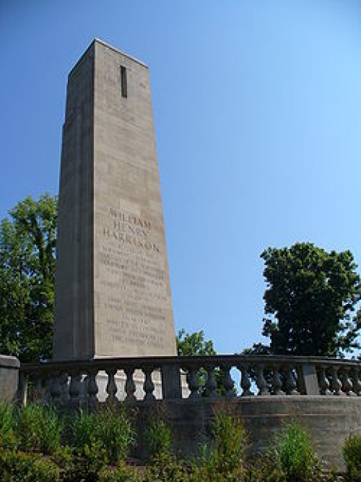 Harrison Tomb, North Bend, Ohio